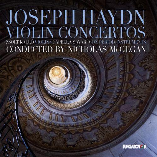 Joseph Haydn: Violin Concertos