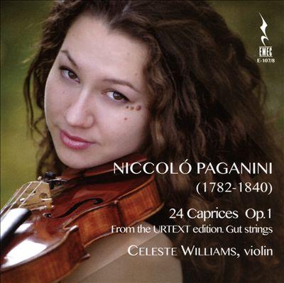 Niccolò Paganini: 24 Caprices, Op. 1