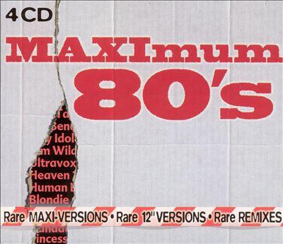 Maximum 80's [Disky Boxset]