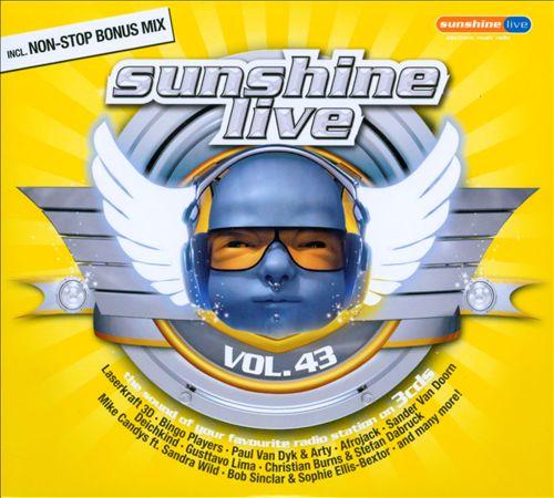 Sunshine Live, Vol. 43