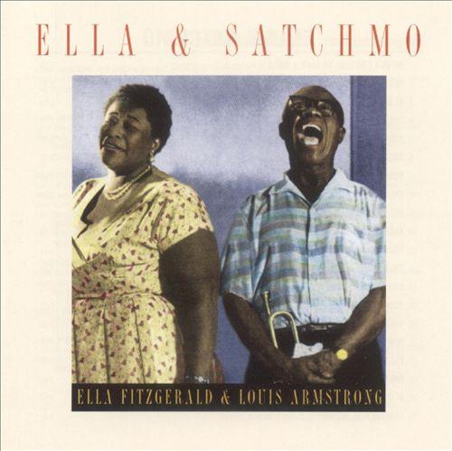 Ella and Satchmo