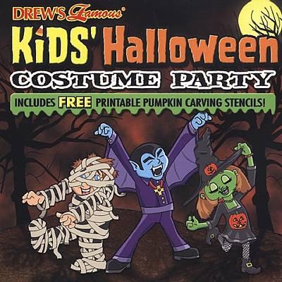 Drew's Famous Kids' Halloween Costume Party