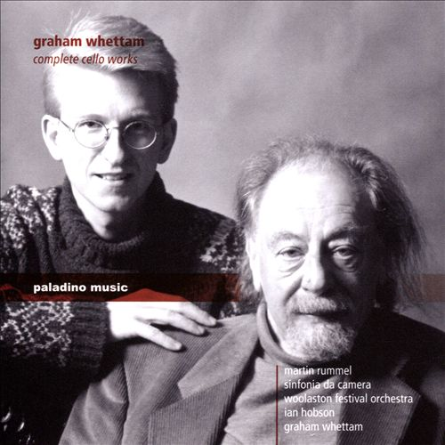 Graham Whettam: Complete Cello Works