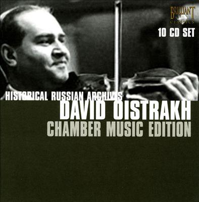 Historic Russian Archives: David Oistrakh