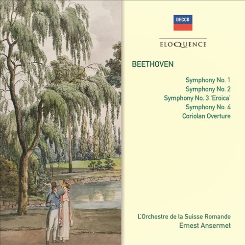 Beethoven: Symphonies Nos. 1-4; Coriolan Overture