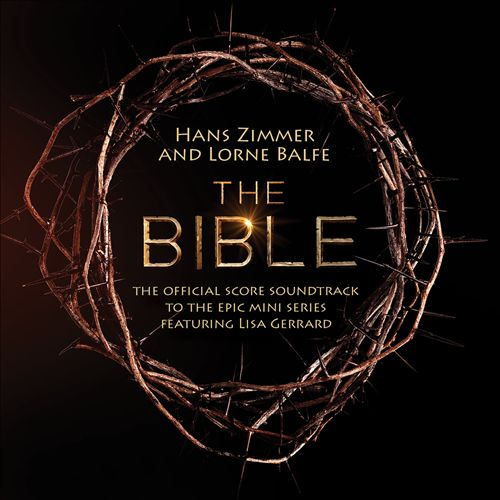 The Bible, television series score
