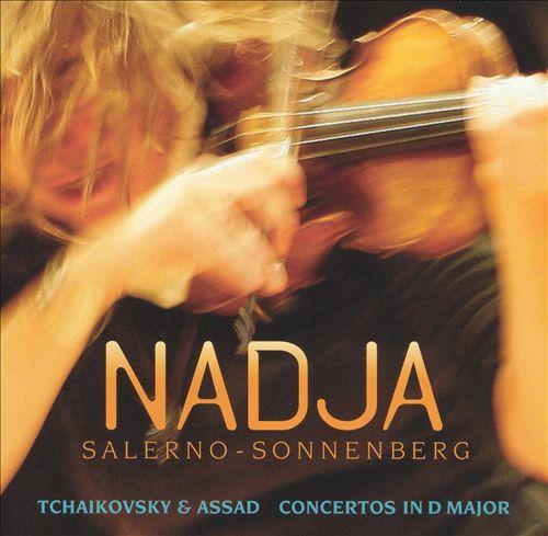 Tchaikovsky & Assad: Concertos in D major