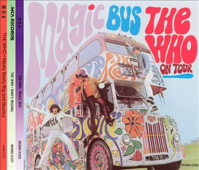 The Early Collection: Magic Bus/Meaty Beaty Big and Bouncy/Who's Missing