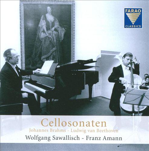 Brahms, Beethoven: Cellosonaten