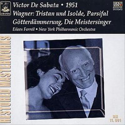 Wagner: Tristan und Isolde; Parsifal; Götterdämmerung; Die Meistersinger