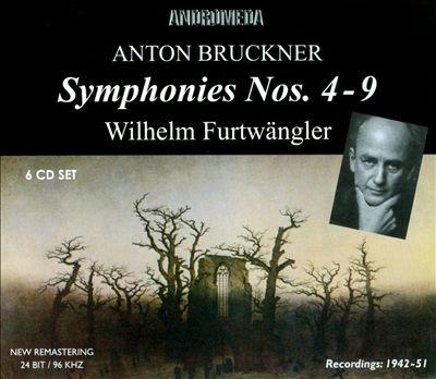 Bruckner: Symphonies Nos. 4-9