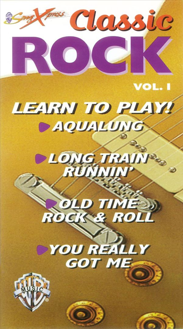Songxpress: Classic Rock, Vol. 1