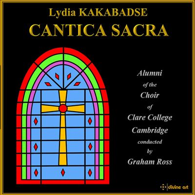 Lydia Kakabadse: Cantica Sacra