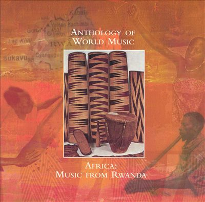 Anthology of World Music: Rwanda
