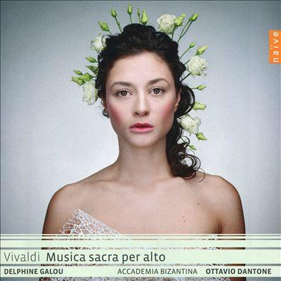 Vivaldi: Musica sacra per alto
