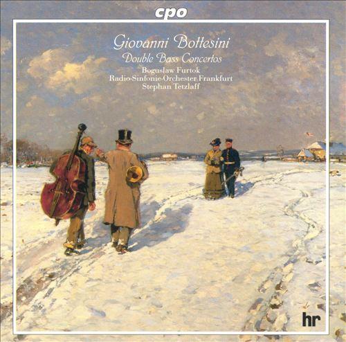 Giovanni Bottesini: Double Bass Concerto