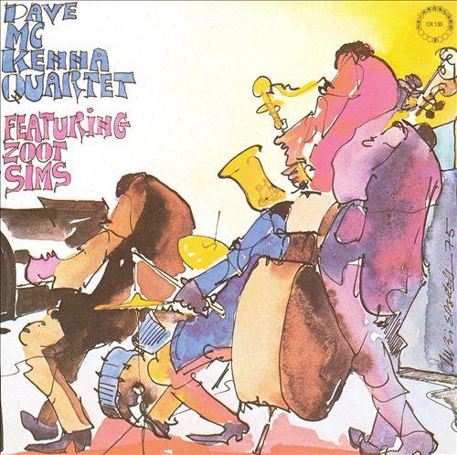 Dave McKenna Quartet Featuring Zoot Sims