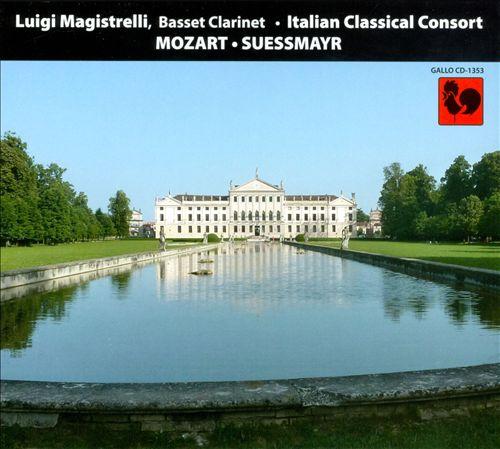 Luigi Magistrelli plays Mozart & Suessmayr