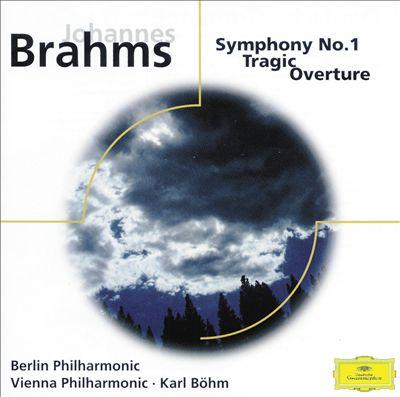 Barhms: Symphony No. 1; Tragic Overture