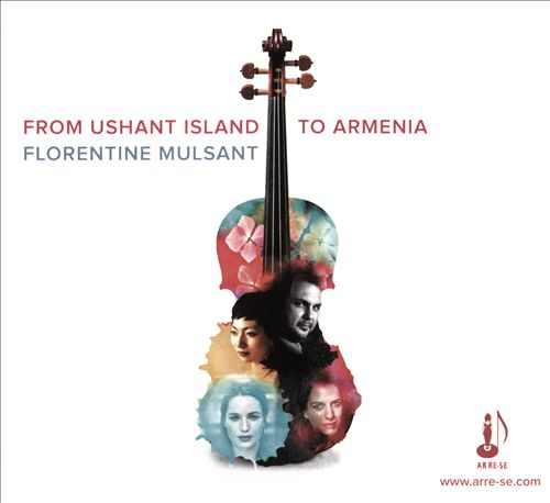 Florentine Mulsant: From Ushant Island to Armenia