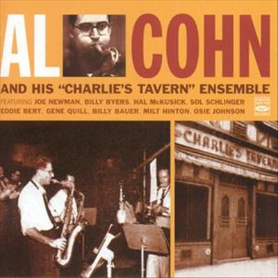 Al Cohn & His Charlie's Tavern Ensemble