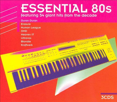 Essential 80s [EMI Gold]