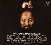 Wolfgang Amadeus Mozart:Betulia Liberata