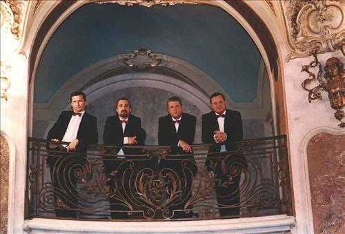 Voces String Quartet
