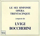 Boccherini: Symphony, Op. 35