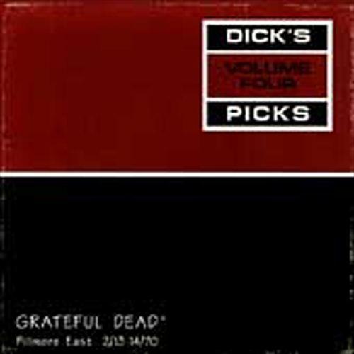 Dick's Picks, Vol. 4: Fillmore East