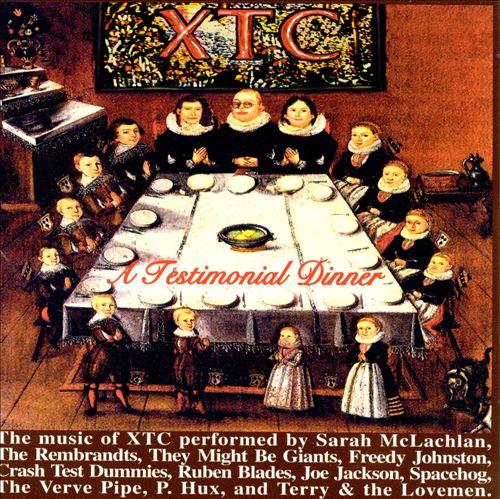 A Testimonial Dinner: The Songs of XTC