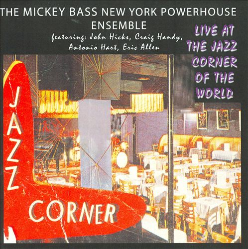 Live At The Jazz Corner Of The World