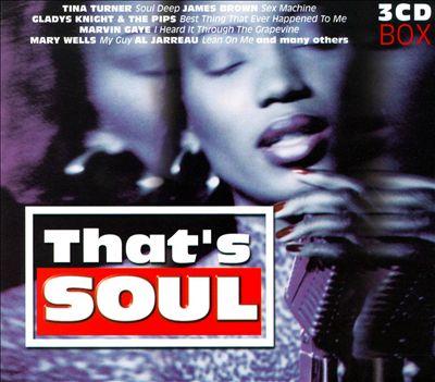 That's Soul [Golden Stars]