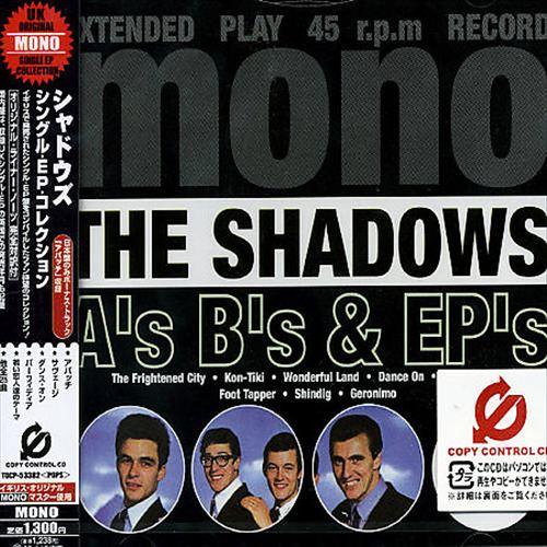 Shadows A's B's & EP's
