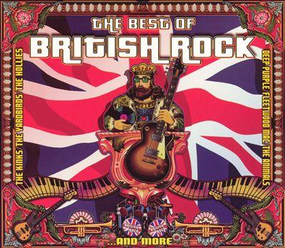 The Best of British Rock [Fuel 2000]