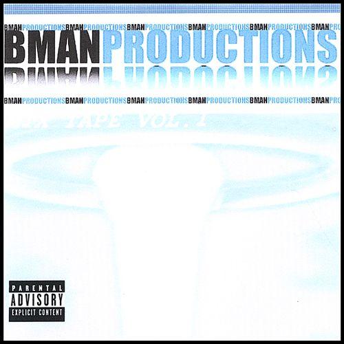 B-Man Mix, Vol. 1