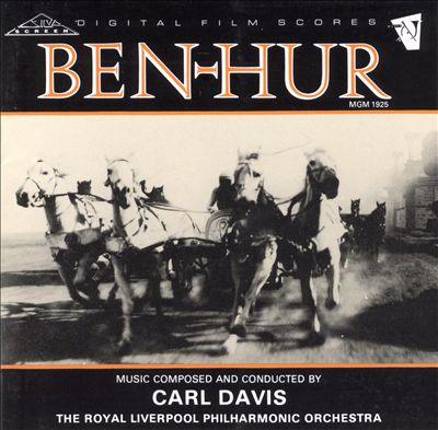 Ben Hur: MGM 1925