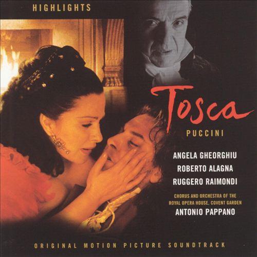 Puccini: Tosca (Highlights) [Original Motion Picture Soundtrack]
