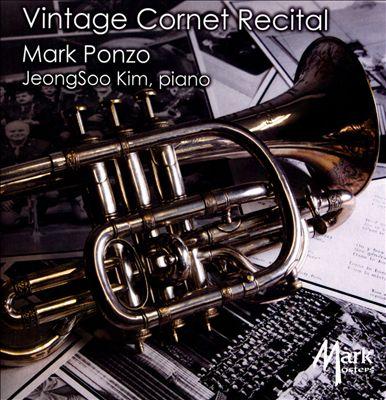 Vintage Cornet Recital