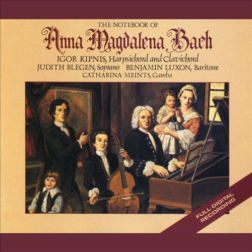 The Notebook of Anna Magdalena Bach