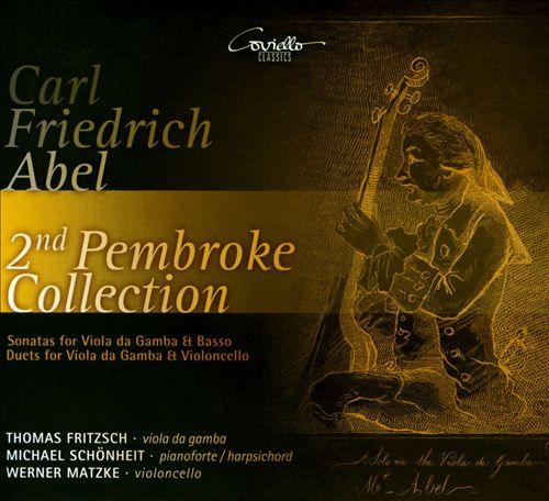 Carl Friedrich Abel: 2nd Pembroke Collection