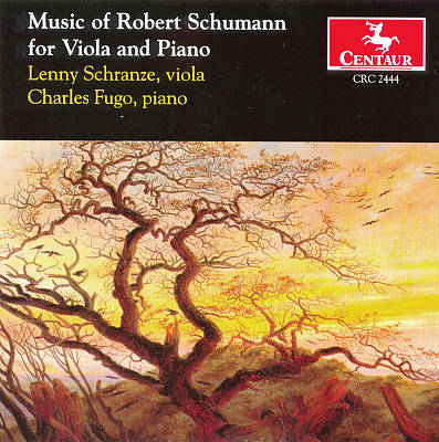 Schumann: Music for Viola and Piano