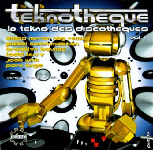 Technotheque, Vol. 1