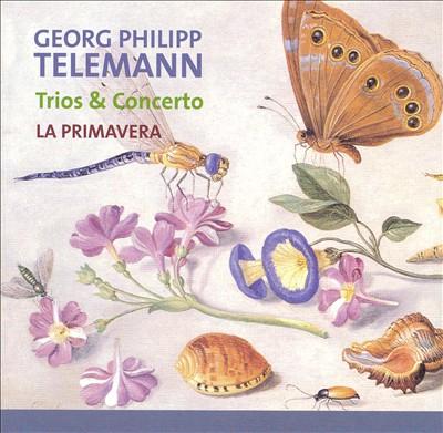 Telemann: Trios & Concerto