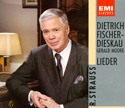 Strauss: Lieder Vol.1