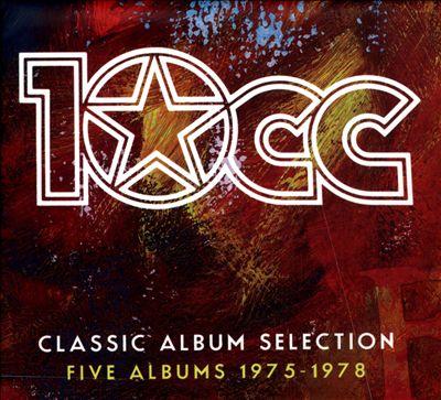 Classic Album Selection: Five Albums 1975-1978