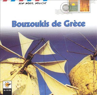 Air Mail Music: Bouzoukis of Greece