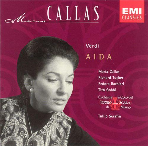 Verdi: Aïda (Highlights)