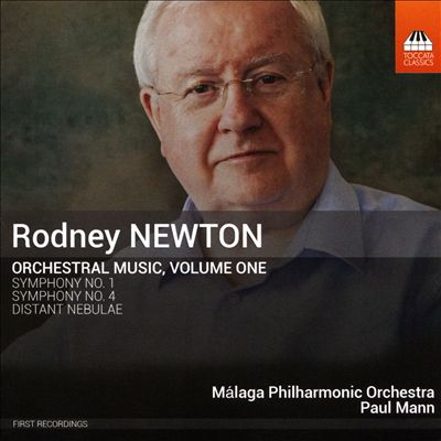 Rodney Newton: Orchestral Music, Vol. 1