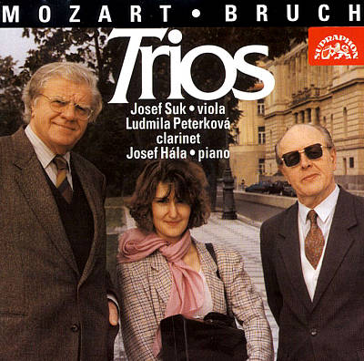 Mozart and Bruch: Trios with Clarinet